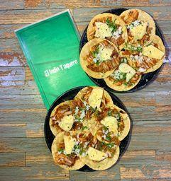 promo Taco de pastor