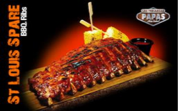 St. Louis Baby Ribs