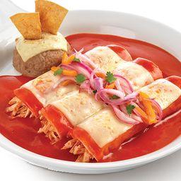 Enchiladas Mayas