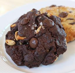 Galleta Chocolate - Cacahuate
