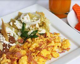 Desayuno Paquete 1