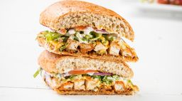 Torta Buffalo Chicken Crisp