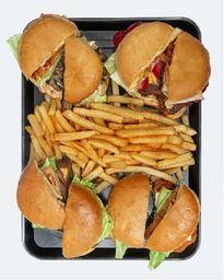 Charola Burgers