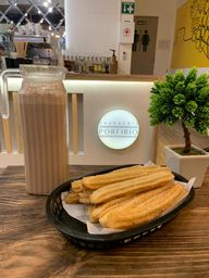 Promo Chocolate & Churros