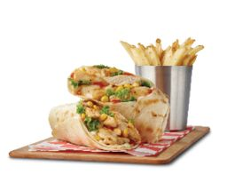 Speciality Fiesta Chicken Wrap