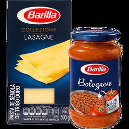 Rappicombo Lasagne + Salsa Bolognesa