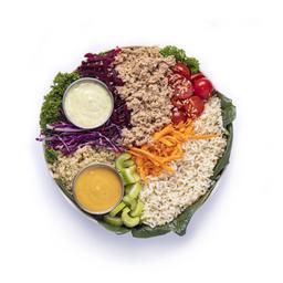 Asian tuna rice