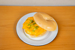 Bagel De Huevo