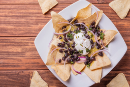 Healthy Chilaquiles Bowl