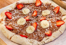 Pizza Nutella