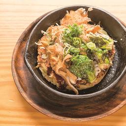 Teppan okonomiyaki