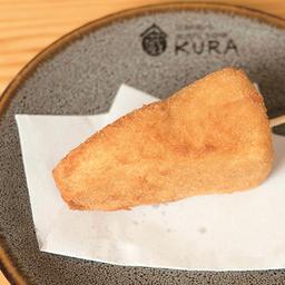 Kushikatsu queso brie