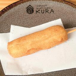 Kushikatsu queso manchego