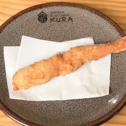 Kushikatsu camarón