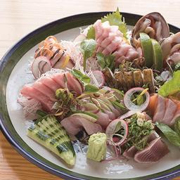 Sashimi del día grande