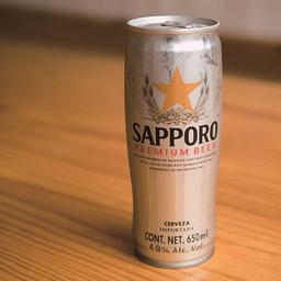 Sapporo lata