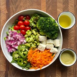 Mix de Vegetales
