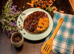 Protein Choco-Hotcake