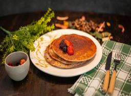 Protein Hotcake Frutos Rojos