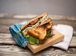 Sandwich de Claras de Huevo