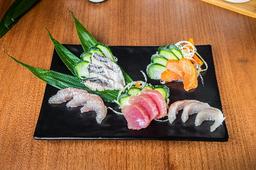 Sashimi de Róbalo