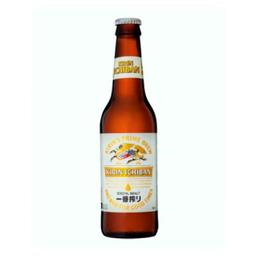 Cerveza Kirin Ichiban (355 ml)