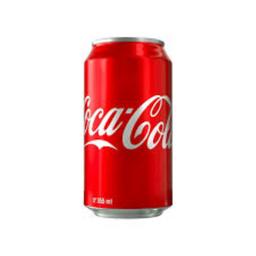 Coca cola lata. 355 ml