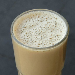 Café con leche de almendra