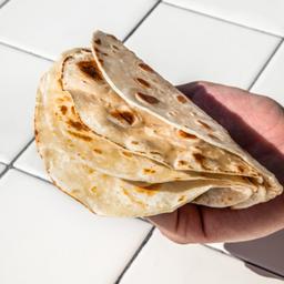 Orden tortillas harina