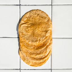 Orden tortillas maiz