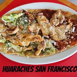 San Francisco Huaraches