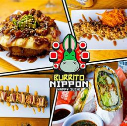 Burrito Nippon