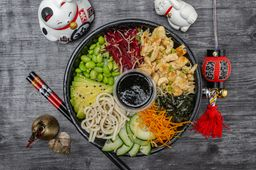 Hamachi Sushi Bowls