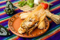 Tamales la Tradición