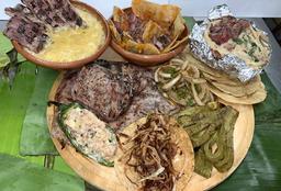 Arrachera Grill Tacos, Papa Rellena y Parrilladas