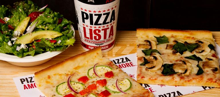 Logo Pizza Amore