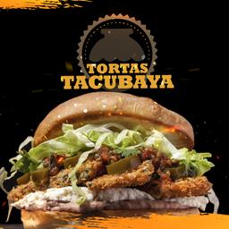 Tortas Tacubaya.