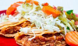 Tacos al Vapor el Tio Rome