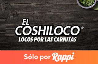 Logo El Coshiloco