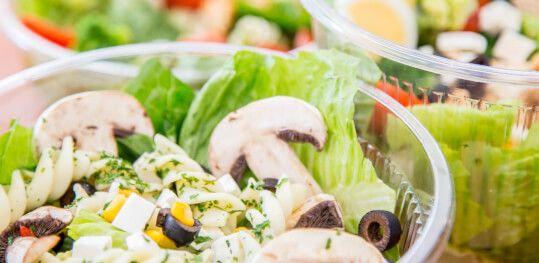Logo Daylight Salad