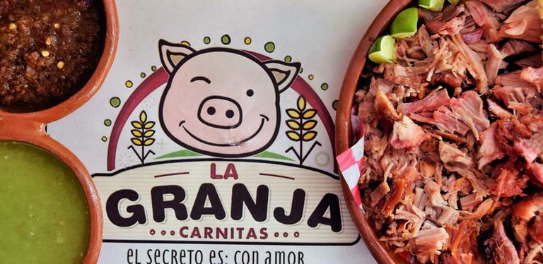 Logo La Granja Carnitas