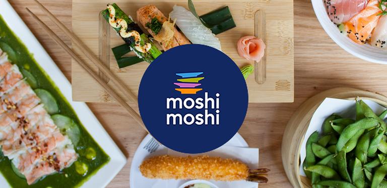 Logo Moshi Moshi