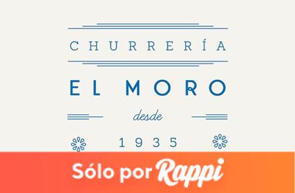 Logo Churrería el Moro