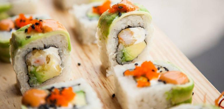 Logo Lucky Sushi
