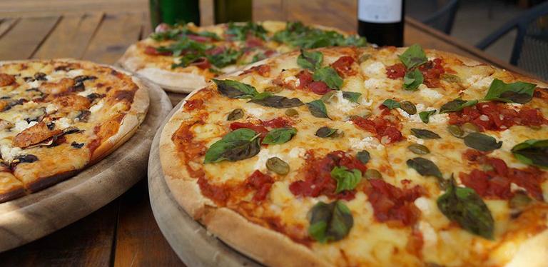 Logo La Pizzería de Barrio