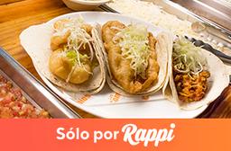 Los Compios Taco Fish & Shrimp