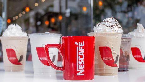 Logo Cafetería Nescafé