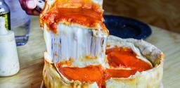 Vulcano's Chicago Style Pizza