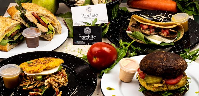Logo Parchita