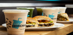Las Horchatas